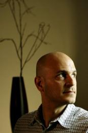 poet Fady Joudah portrait
